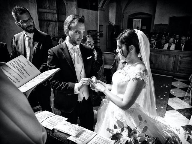 Il matrimonio di Alessandro e Sarah a Calliano, Trento 25