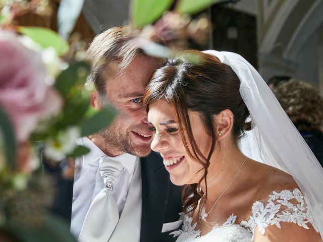 Il matrimonio di Alessandro e Sarah a Calliano, Trento 29