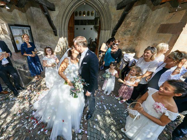 Il matrimonio di Alessandro e Sarah a Calliano, Trento 32