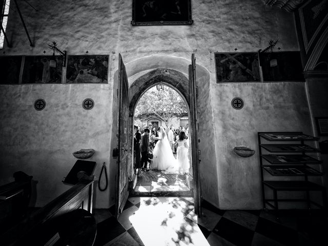 Il matrimonio di Alessandro e Sarah a Calliano, Trento 34