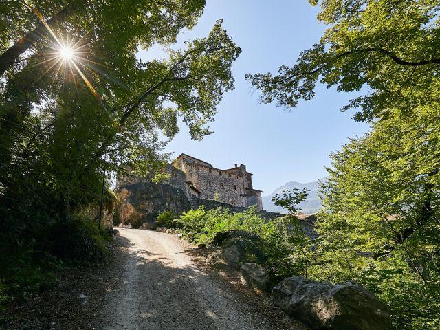 Il matrimonio di Alessandro e Sarah a Calliano, Trento 35