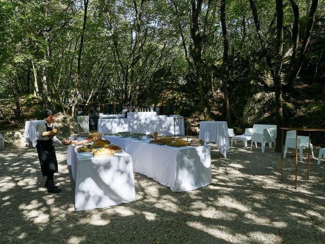 Il matrimonio di Alessandro e Sarah a Calliano, Trento 37