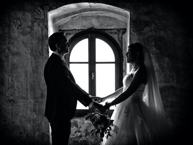 Il matrimonio di Alessandro e Sarah a Calliano, Trento 52