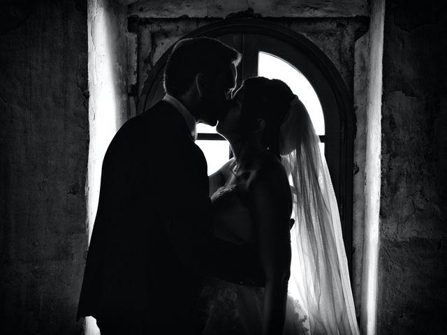 Il matrimonio di Alessandro e Sarah a Calliano, Trento 53