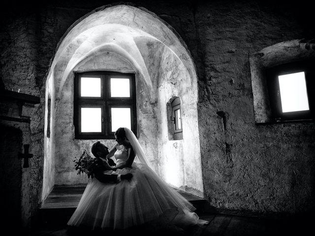Il matrimonio di Alessandro e Sarah a Calliano, Trento 57