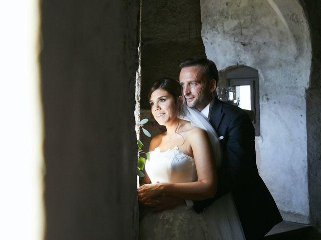 Il matrimonio di Alessandro e Sarah a Calliano, Trento 59