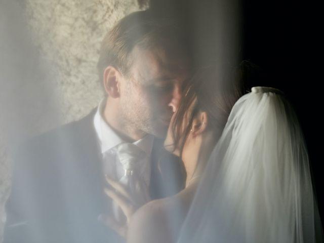 Il matrimonio di Alessandro e Sarah a Calliano, Trento 61