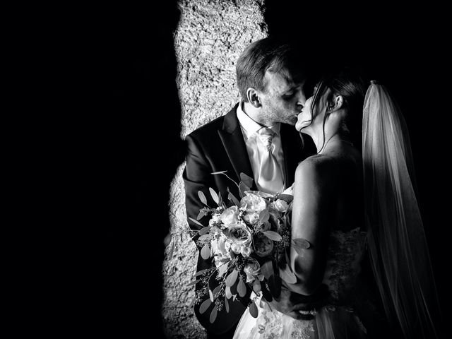Il matrimonio di Alessandro e Sarah a Calliano, Trento 62