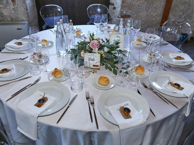 Il matrimonio di Alessandro e Sarah a Calliano, Trento 65