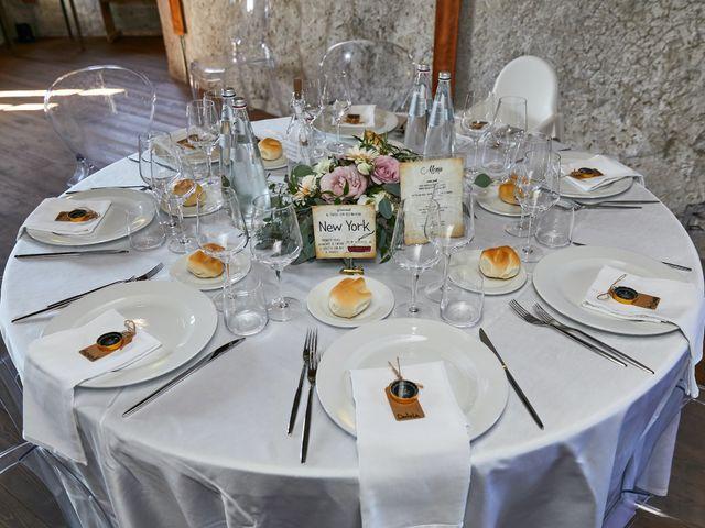 Il matrimonio di Alessandro e Sarah a Calliano, Trento 67