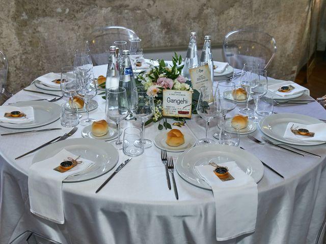 Il matrimonio di Alessandro e Sarah a Calliano, Trento 69
