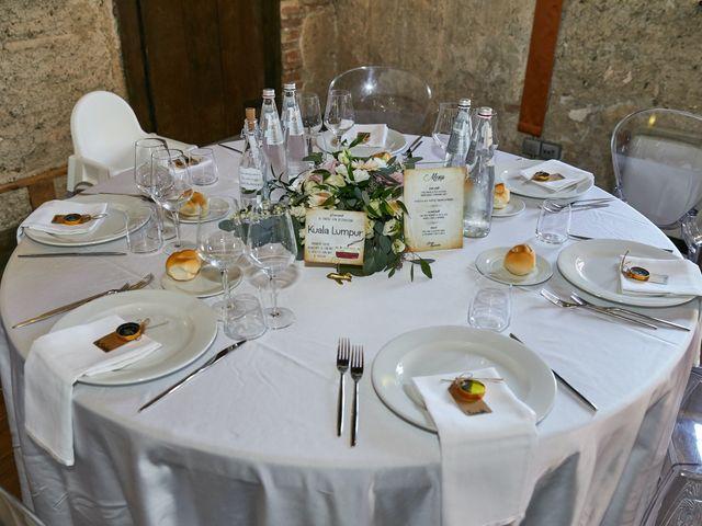 Il matrimonio di Alessandro e Sarah a Calliano, Trento 70