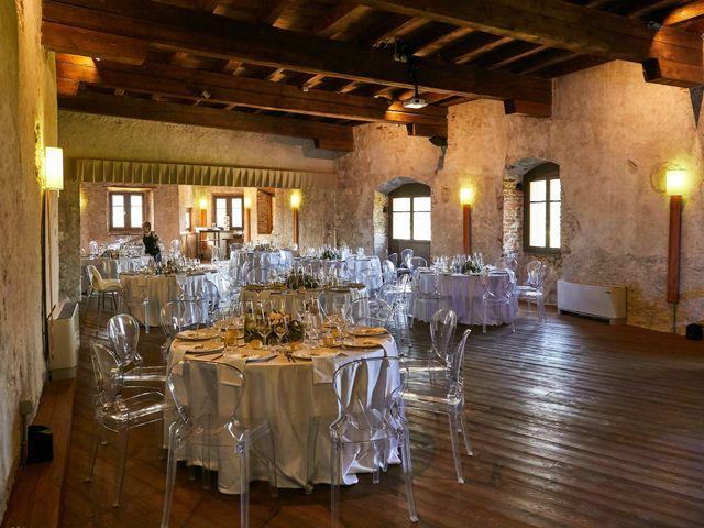 Il matrimonio di Alessandro e Sarah a Calliano, Trento 72