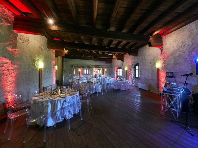 Il matrimonio di Alessandro e Sarah a Calliano, Trento 77