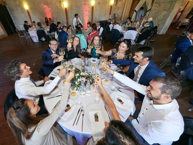 Il matrimonio di Alessandro e Sarah a Calliano, Trento 83