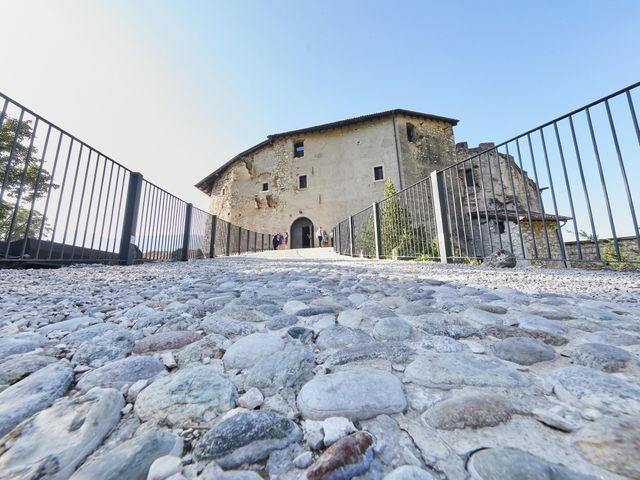 Il matrimonio di Alessandro e Sarah a Calliano, Trento 86