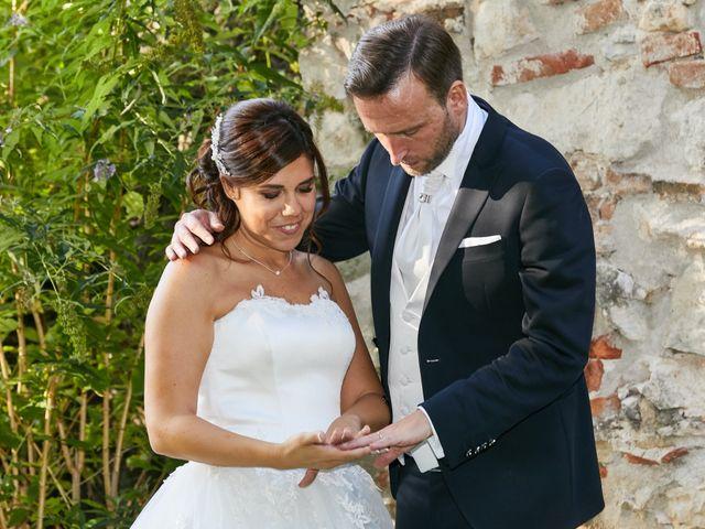 Il matrimonio di Alessandro e Sarah a Calliano, Trento 88
