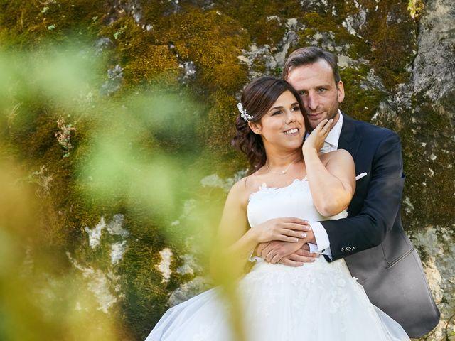Il matrimonio di Alessandro e Sarah a Calliano, Trento 89