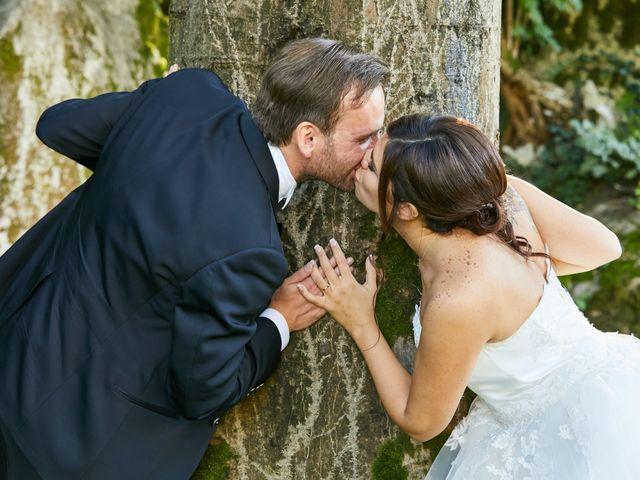 Il matrimonio di Alessandro e Sarah a Calliano, Trento 91