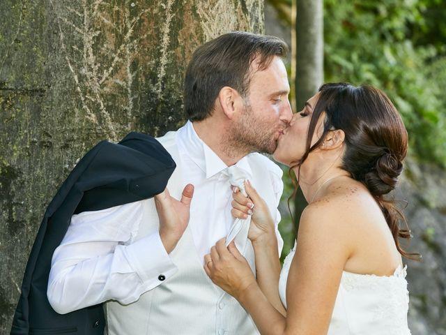 Il matrimonio di Alessandro e Sarah a Calliano, Trento 92