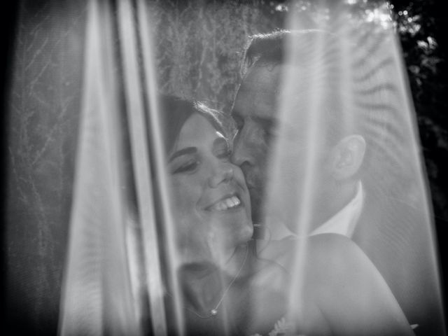 Il matrimonio di Alessandro e Sarah a Calliano, Trento 94