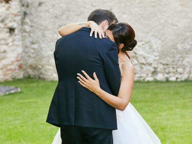 Il matrimonio di Alessandro e Sarah a Calliano, Trento 95