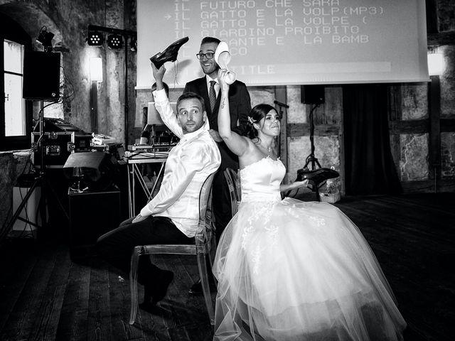 Il matrimonio di Alessandro e Sarah a Calliano, Trento 101