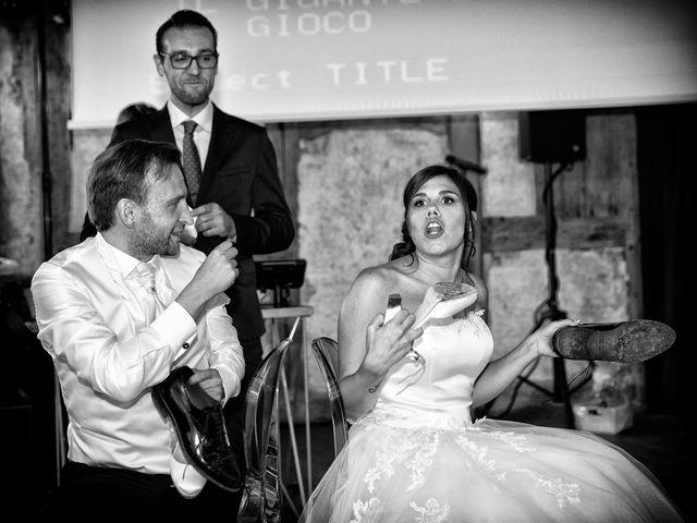 Il matrimonio di Alessandro e Sarah a Calliano, Trento 103
