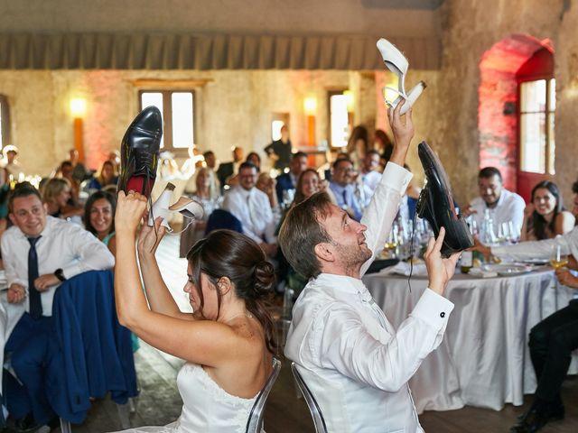 Il matrimonio di Alessandro e Sarah a Calliano, Trento 104