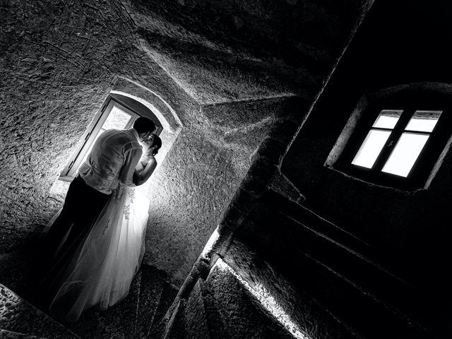 Il matrimonio di Alessandro e Sarah a Calliano, Trento 107