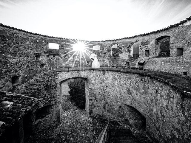 Il matrimonio di Alessandro e Sarah a Calliano, Trento 1