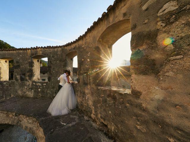 Il matrimonio di Alessandro e Sarah a Calliano, Trento 109