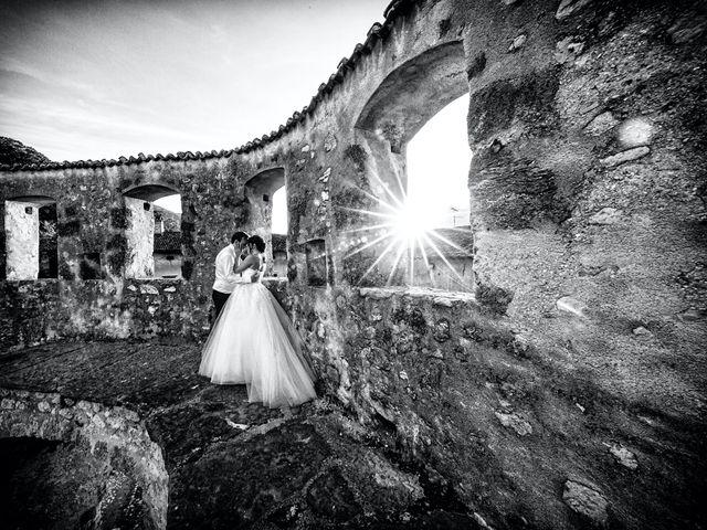 Le nozze di Sarah e Alessandro