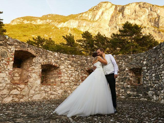 Il matrimonio di Alessandro e Sarah a Calliano, Trento 111