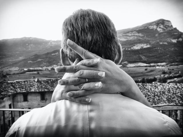 Il matrimonio di Alessandro e Sarah a Calliano, Trento 113