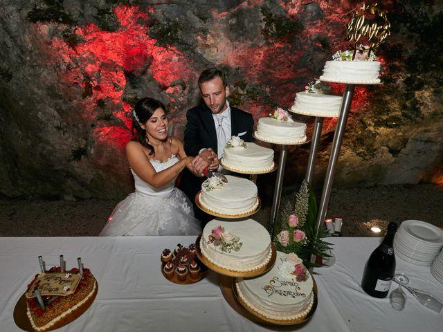 Il matrimonio di Alessandro e Sarah a Calliano, Trento 129