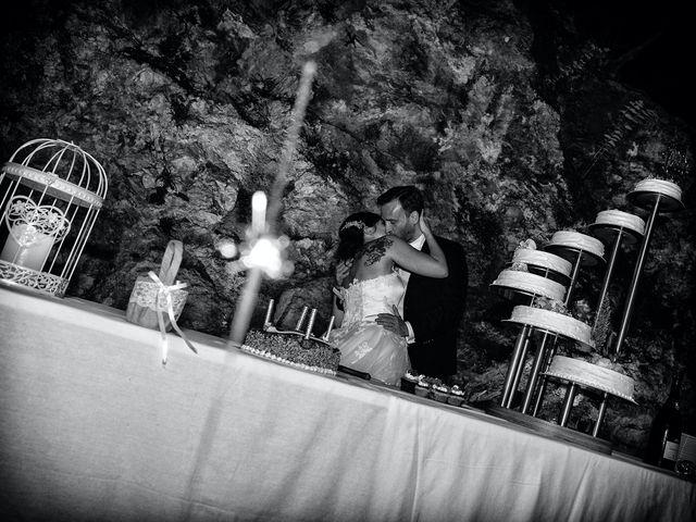Il matrimonio di Alessandro e Sarah a Calliano, Trento 130
