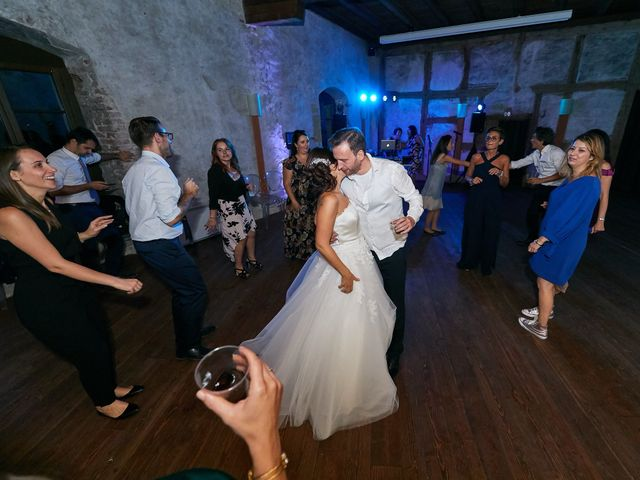Il matrimonio di Alessandro e Sarah a Calliano, Trento 132