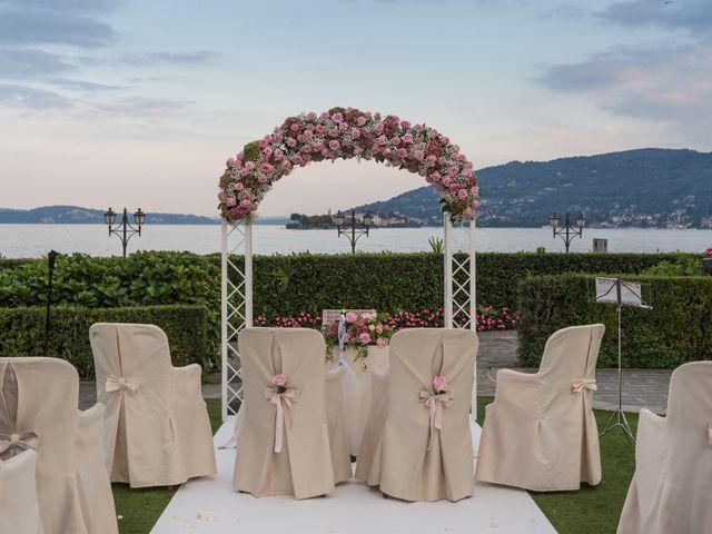 Il matrimonio di Fabio e Sara a Baveno, Verbania 7