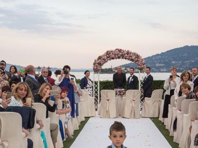 Il matrimonio di Fabio e Sara a Baveno, Verbania 8