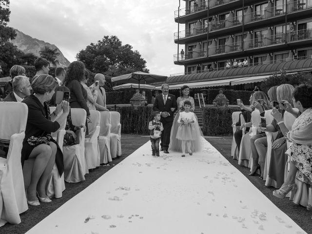 Il matrimonio di Fabio e Sara a Baveno, Verbania 10