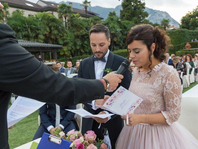 Il matrimonio di Fabio e Sara a Baveno, Verbania 11