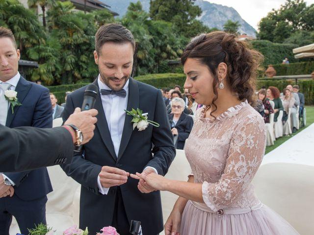 Il matrimonio di Fabio e Sara a Baveno, Verbania 12