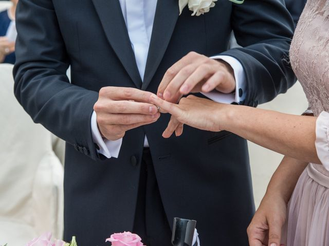Il matrimonio di Fabio e Sara a Baveno, Verbania 13