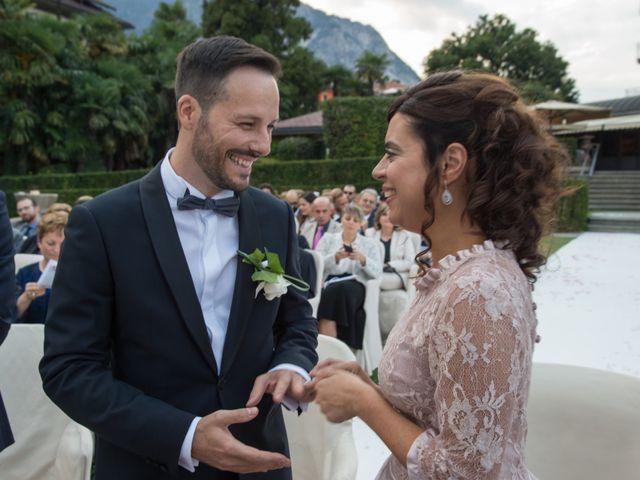 Il matrimonio di Fabio e Sara a Baveno, Verbania 14