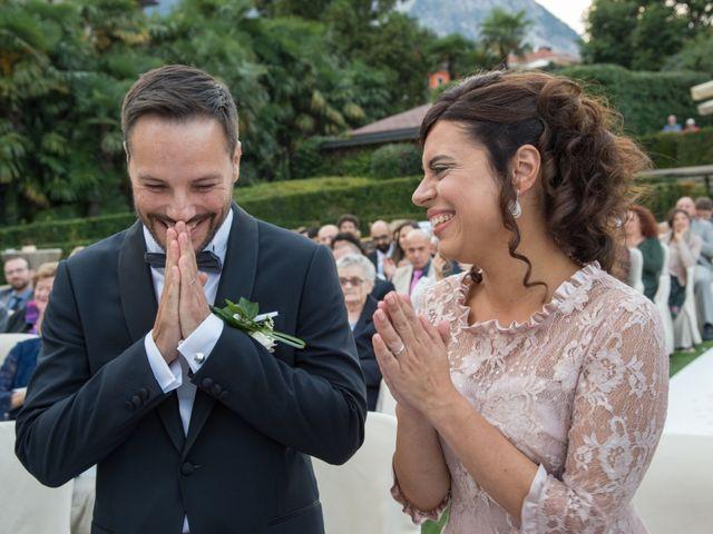 Il matrimonio di Fabio e Sara a Baveno, Verbania 15