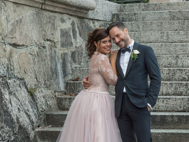 Il matrimonio di Fabio e Sara a Baveno, Verbania 19