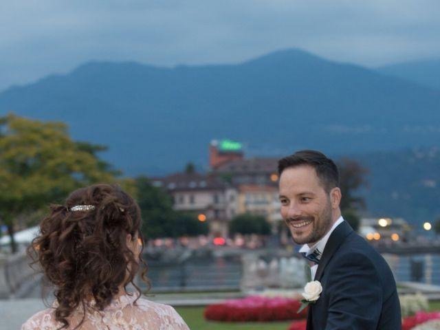 Il matrimonio di Fabio e Sara a Baveno, Verbania 20