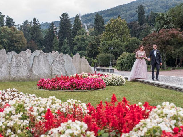 Il matrimonio di Fabio e Sara a Baveno, Verbania 21