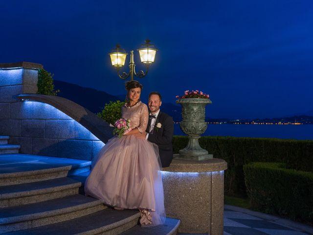 Il matrimonio di Fabio e Sara a Baveno, Verbania 22